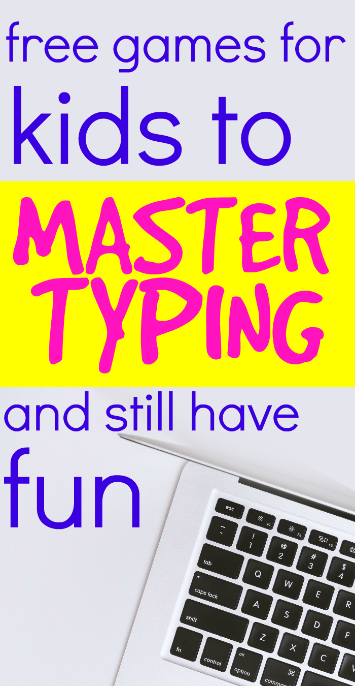 19 Free Typing Games Typing Lessons And Typing Tests For Kids