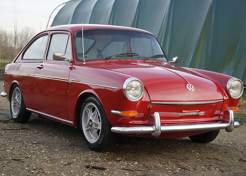 1969 Vw 1600 Tl Typ 3 Volkswagen Type 3 Volkswagen Car Volkswagen