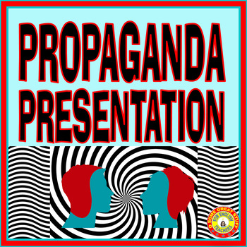 This Is A Perfect Introduction To Propaganda It Can Be A Mini Lesson Or Paired With Discussion Of Propaganda Displa Dystopian Literature Literature Propaganda