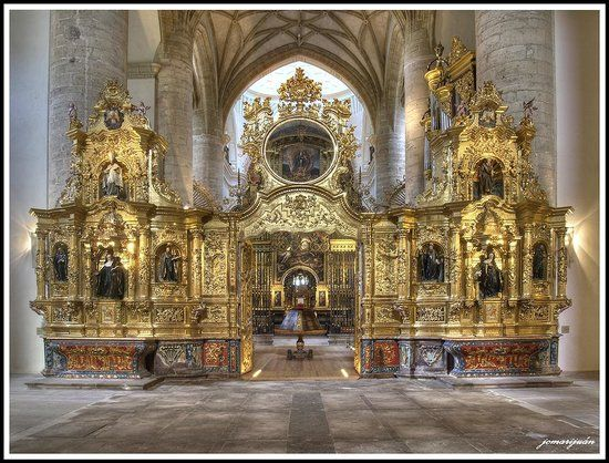 Trascoro De Yuso A Href Https Www Tripadvisor Es Locationphotodirectlink G1078994 D1540829 I108237163 Monasterio De Yuso San M Monasterios Iglesia Catedral