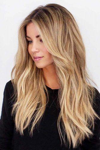 Spaß Lange geschichtete Haarschnitte für Frauen 30/30 ...