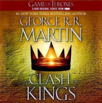 A Clash of Kings is the 2nd volume in George R.R. Martin's magnificent Song of Fire & Ice series. As a whole, this series comprises a genuine masterpiece of modern fantasy, bringing together the best the genre has to offer. Magic, mystery, intrigue, romance, and adventure fill these pages and transport us to a world unlike any we have ever experienced. Already hailed as a classic, George R.R. Martin's stunning series is destined to stand as one of the great achievements of imaginative…