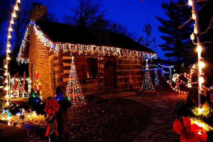 Here Are The Top 15 Christmas Towns In Ohio They\u0027re Magical