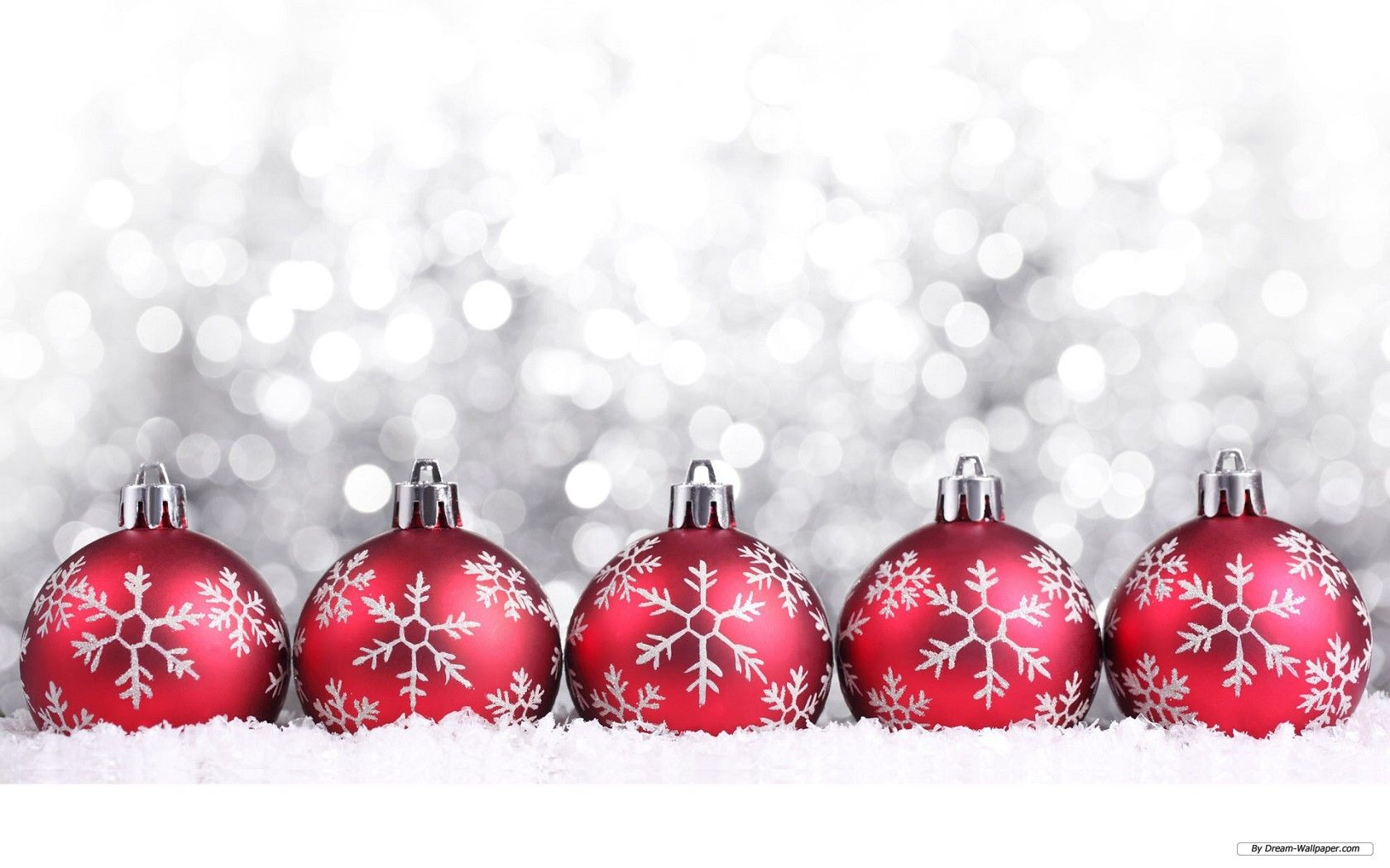 Free Wallpapers Of Christmas Ornaments Will Beautifully