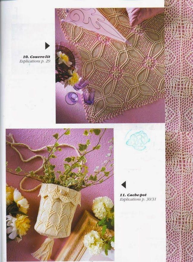 Crochet: BLANKET.