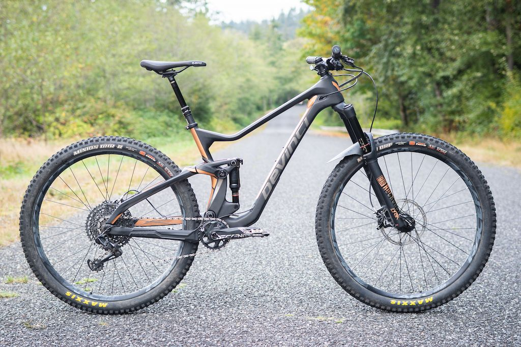 Review Forbidden S New High Pivot Trail Bike The 2019 Druid