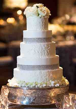 Carvel Wedding Cake