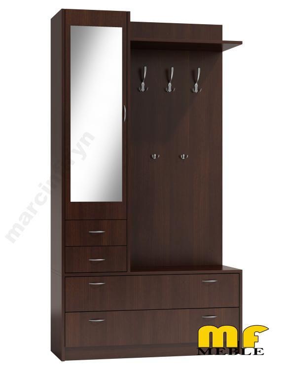 Garderoba Przedpokoj Szafka Na Buty Wieszak 100cm 4528474187 Oficjalne Archiwum Allegro Locker Storage Home Decor Decor