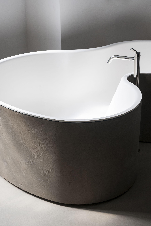 DR bathtube, Agape. Raw earth coating by Matteo Brioni srl | DR bath ...