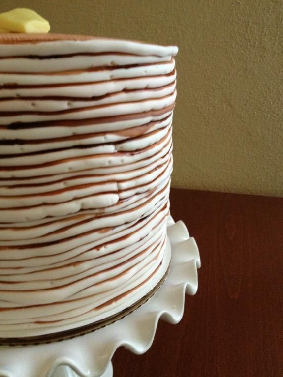 7 Shockingly Tall Cakes Their Secrets Tall cakes Cake shapes