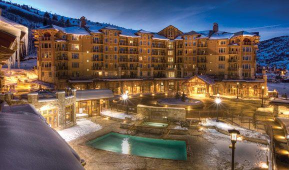 canyon resort park city utah - Canyons Resort Hotels