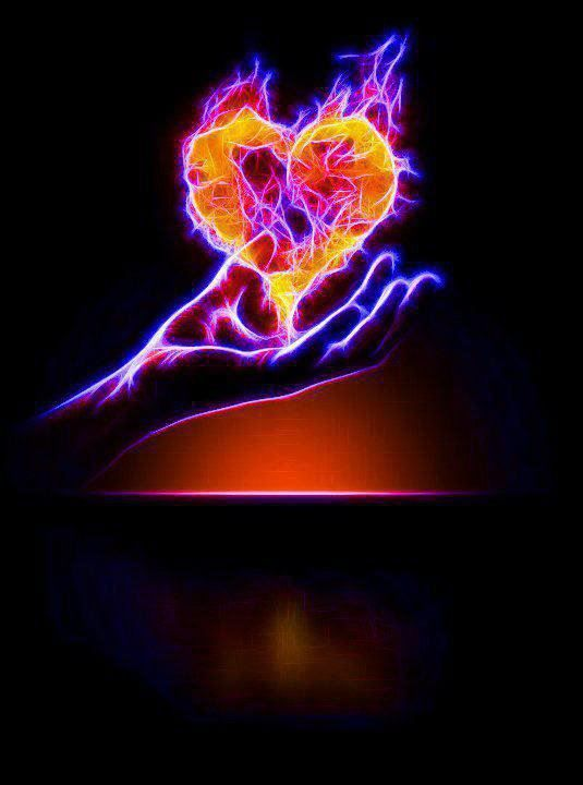 Your flame may be small now, but one day I want to turn it into a roaring fire x