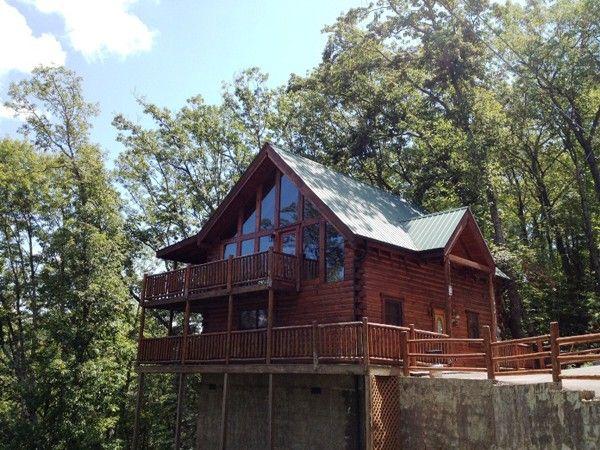 Got moose 1 bedroom cabin rental in sevierville 1 - 1 bedroom cabin rentals gatlinburg tn ...