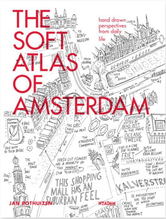 the soft atlas of amsterdam - Google Search