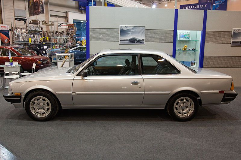 OG | Peugeot 505 Coupé | US Export pre-production model