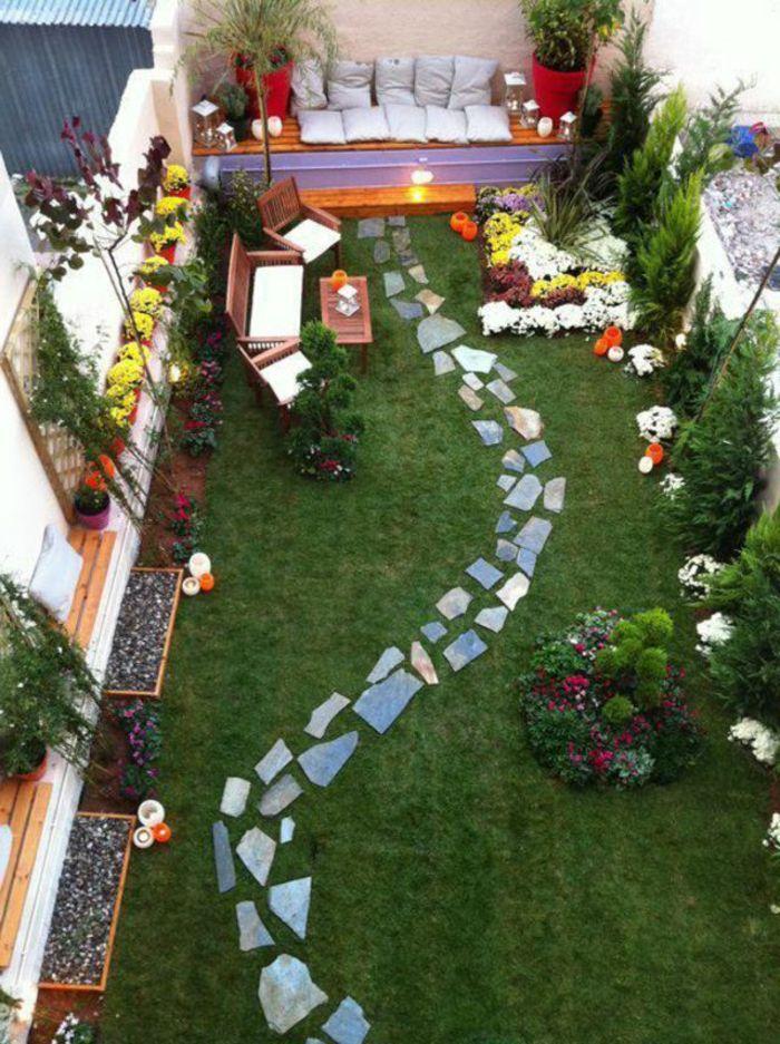 1001 ideas sobre dise o de jardines irresistibles y for Diseno y decoracion de jardines