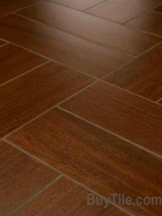Brazilian Cherry Ceramic Tile Home This Decor