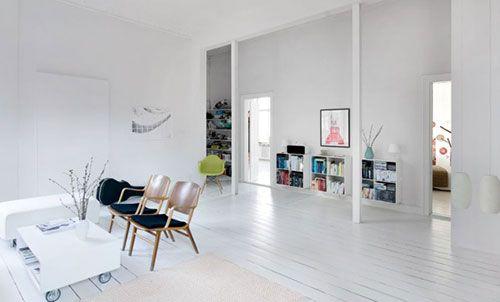 Witte Woonkamer Inrichten : Witte inrichting awesome badkamer met combinatie van zwart wit en