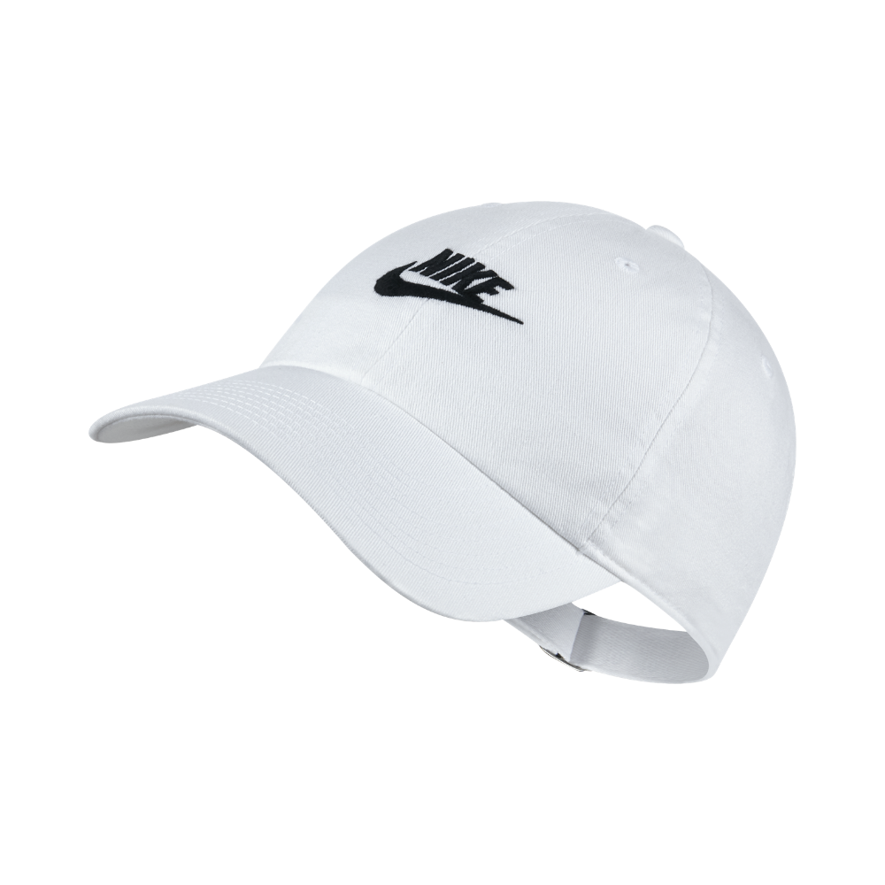 Sportswear Heritage86 Futura Washed Hat in 2020 White