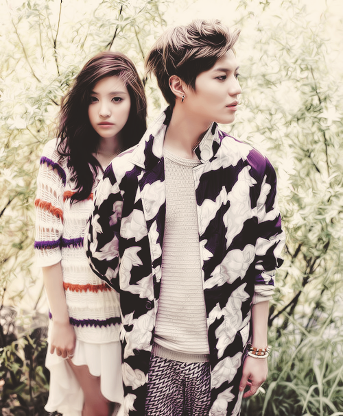what happened to taemin and naeun