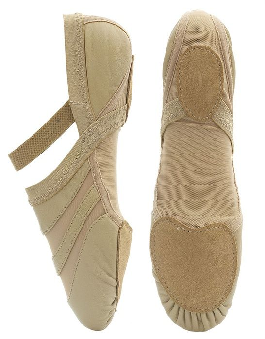 Capezio Ff01 Caramel Freeform Foot Thongs Lyrical Contemporary Shoes Unique Styling Allows This Shoe To Be Contemporary Dance Shoes Dance Gear Jazz Shoes