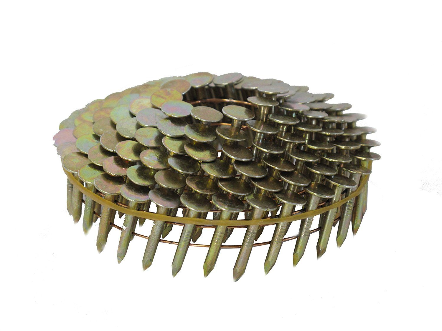 Anchor Cr1 1 Inch By 0 12 15 Degree Wire Coil Electro Galvenized Roofing Nails 7 200 Ctn Details Can Be Found By Clicking On T Roofing Nails Roofing Nails