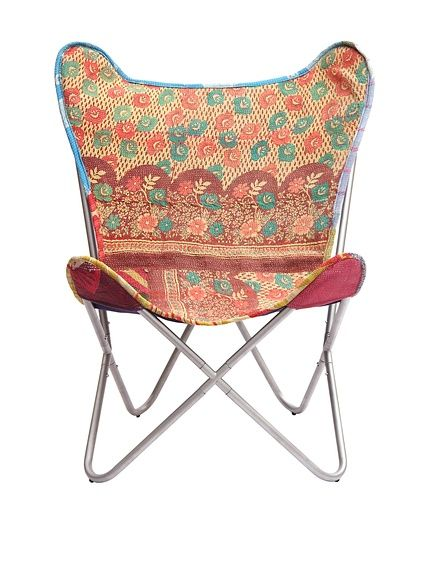 Karma Living Kantha Butterfly Chair, Multi, http://www.myhabit.com/redirect/ref=qd_sw_dp_pi_li?url=http%3A%2F%2Fwww.myhabit.com%2Fdp%2FB015PMKI2C%3F
