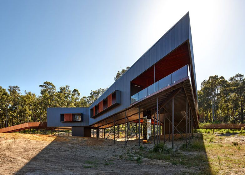 Nannup Holiday House by Iredale Pedersen Hook | Architecture ...