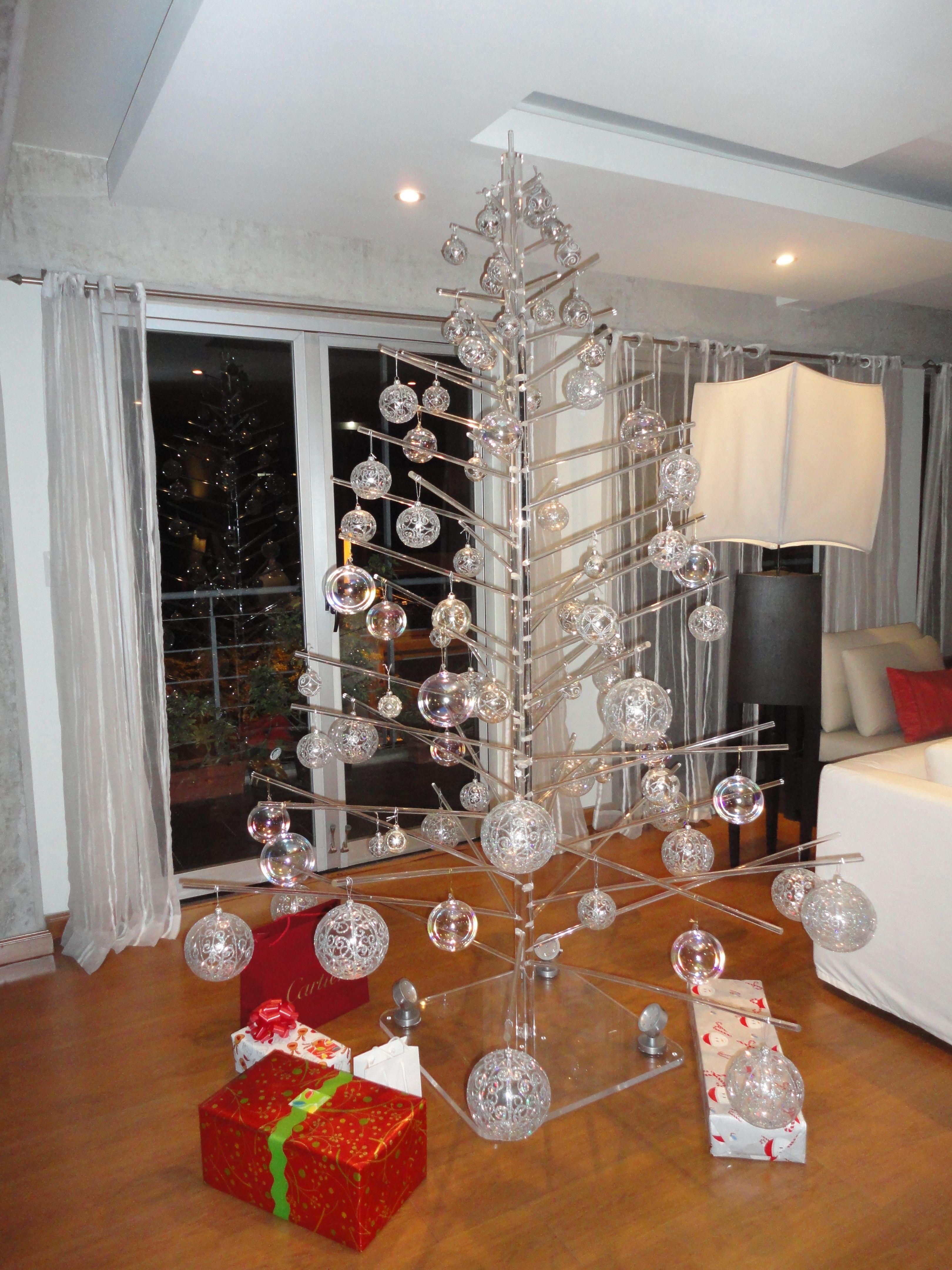 Arbolito Terminado 3 Jpg 3240 4320 Clear Acrylic Christmas Tree Christmas