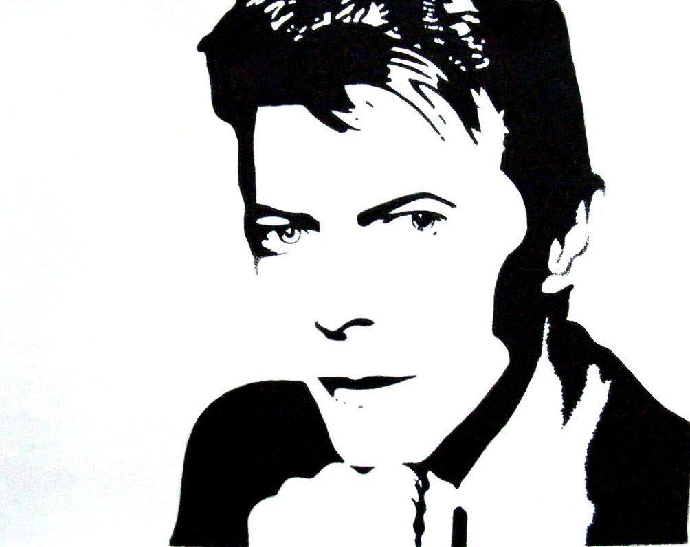 David Bowie Pop Art By Josilk On Deviantart Pop Art
