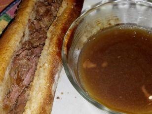 Crock Pot (Slow Cooker) French Dip Roast...