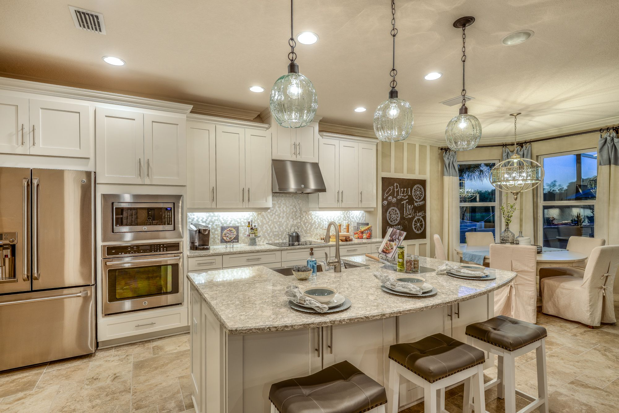 Show Off Your New Culinary Skills From This Showstopping Kitchen