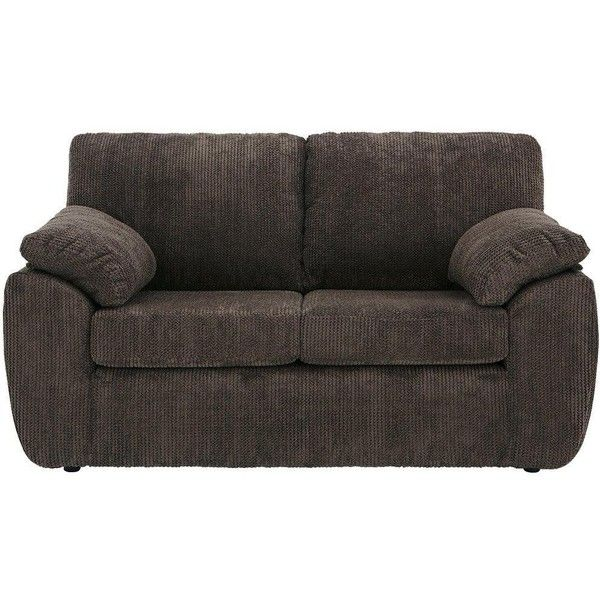 Rebecca 2-Seater Fabric Sofa (5.630.325 IDR) ❤ liked on Polyvore featuring home, furniture, sofas, 2 seater sofa, upholstery furniture, two seater couch, fabric sofas and upholstered loveseat