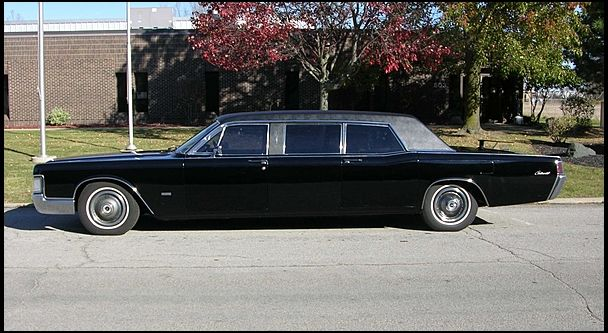1968 Lincoln Limousine by Lehmann Peterson Lincoln