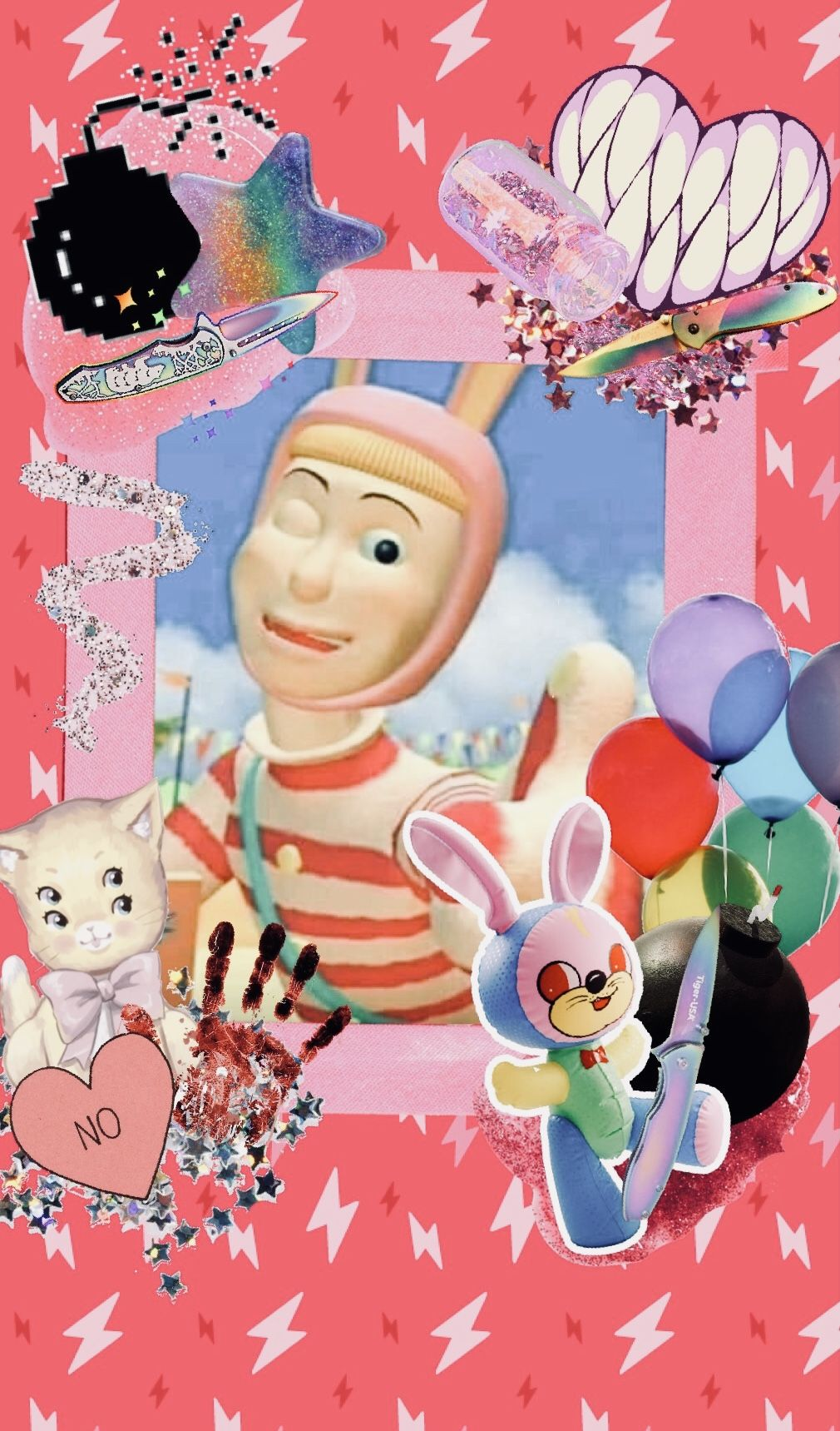 Popee The Performer By Babyrainbowbear Popee The Performer Performance Anime Wallpaper