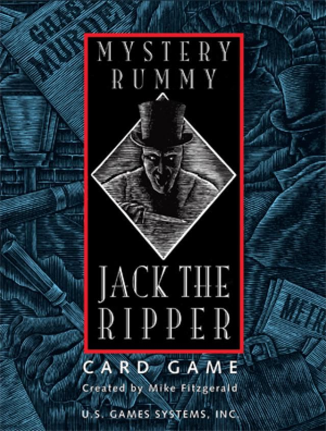 Top 10 Mystery Games: Mystery Rummy
