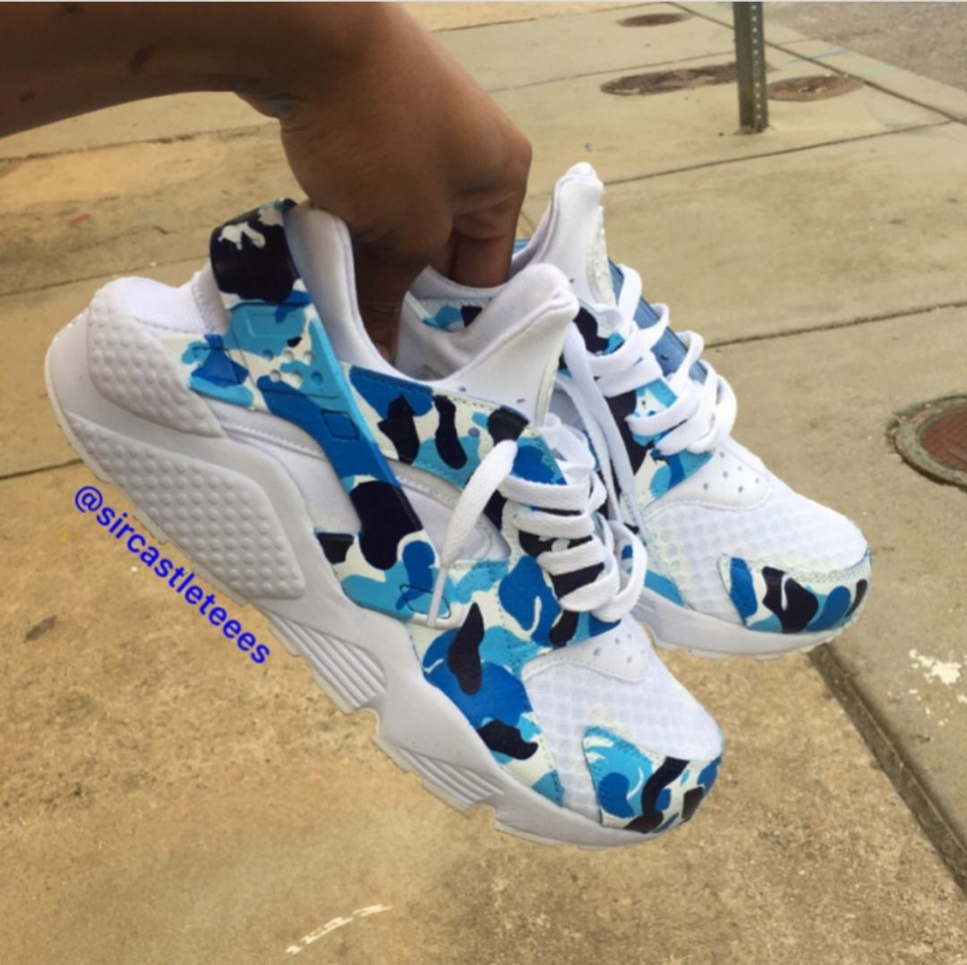 outlet store a624d eab68 Thoughts on these Bape Huaraches     sircastleteees  customizerdepot