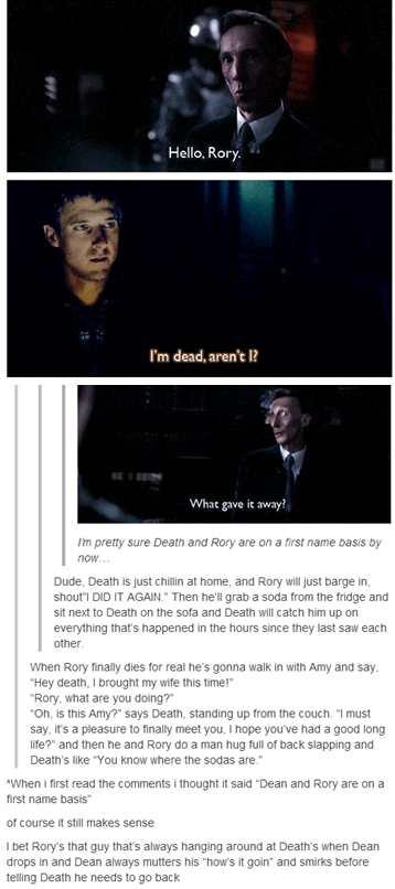 I don't even want to know what happens when Jack Harkness shows up