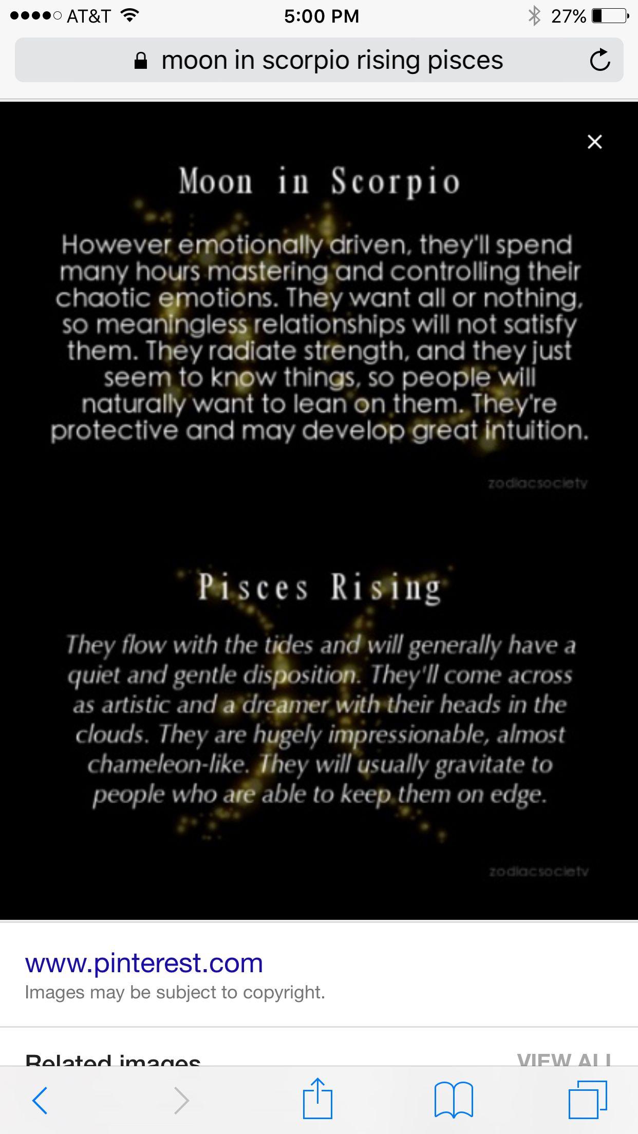 pisces rising love horoscope