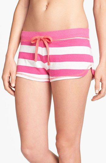 COZY ZOE Stripe Shorts available at #Nordstrom