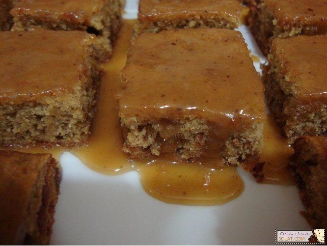 كيكة التمر بالصوص بالصور خطوه خطوه Food Arabic Sweets Cake Recipes