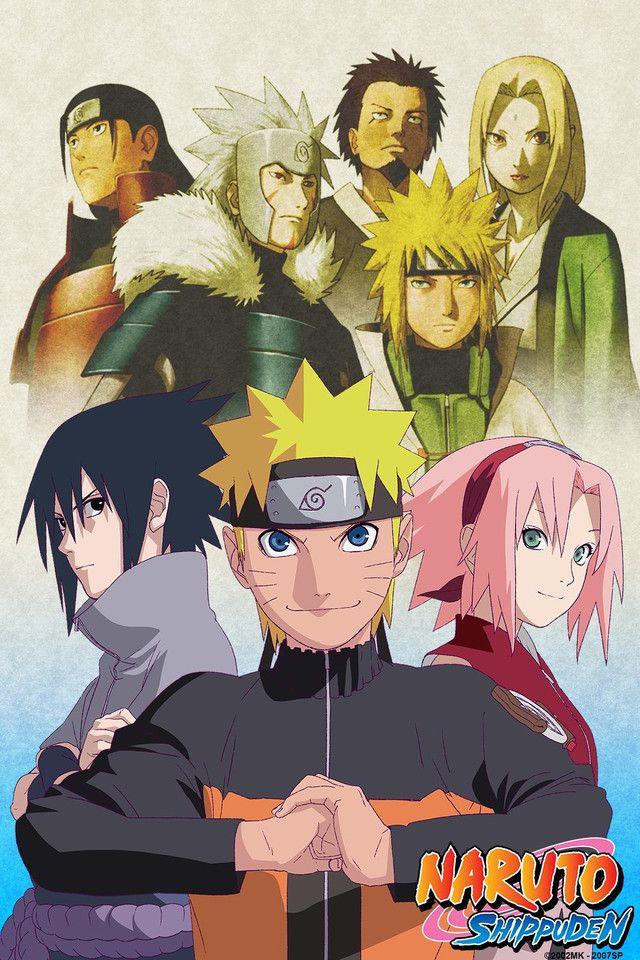 Crunchyroll Naruto Shippuden Full episodes streaming