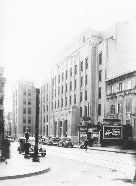 Hôpital Saint-Luc, 1936 (photographie Z-121) | Montreal as ...