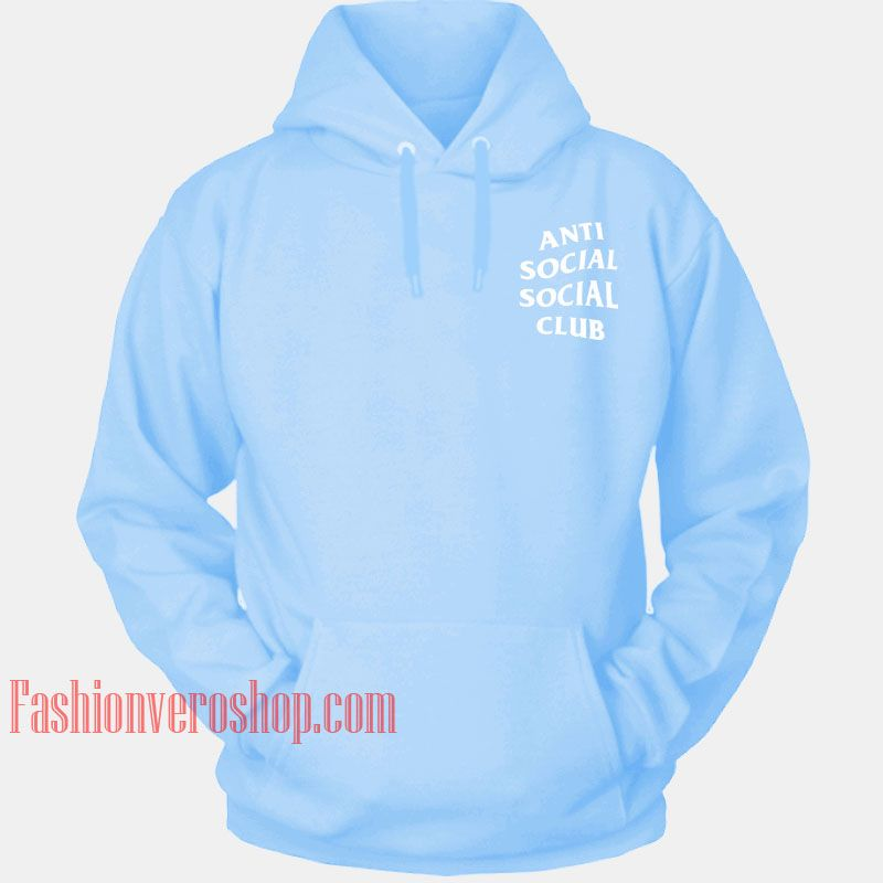 a94f5efc01df Anti Social Social Club HOODIE Unisex Adult Clothing