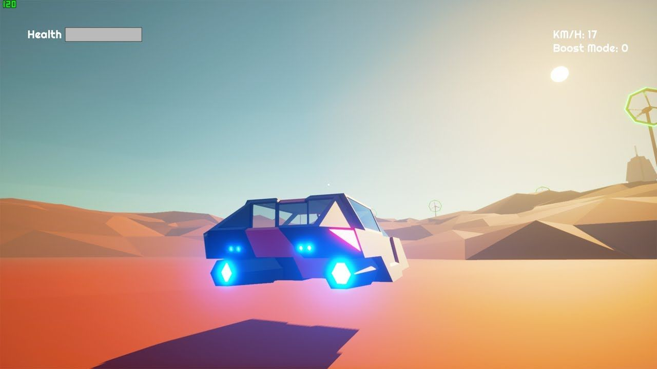 Hover Vehicle Prototype V2 (Unreal Engine 4) | Games