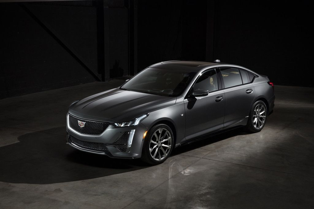 Cadillac Ct5 2020 Sustituye Al Cts Y Se Presenta En Sociedad Un Mes Antes De Su Debut Oficial Automoviles Coches Motor Mexico Drive Cars Autos La Cadillac