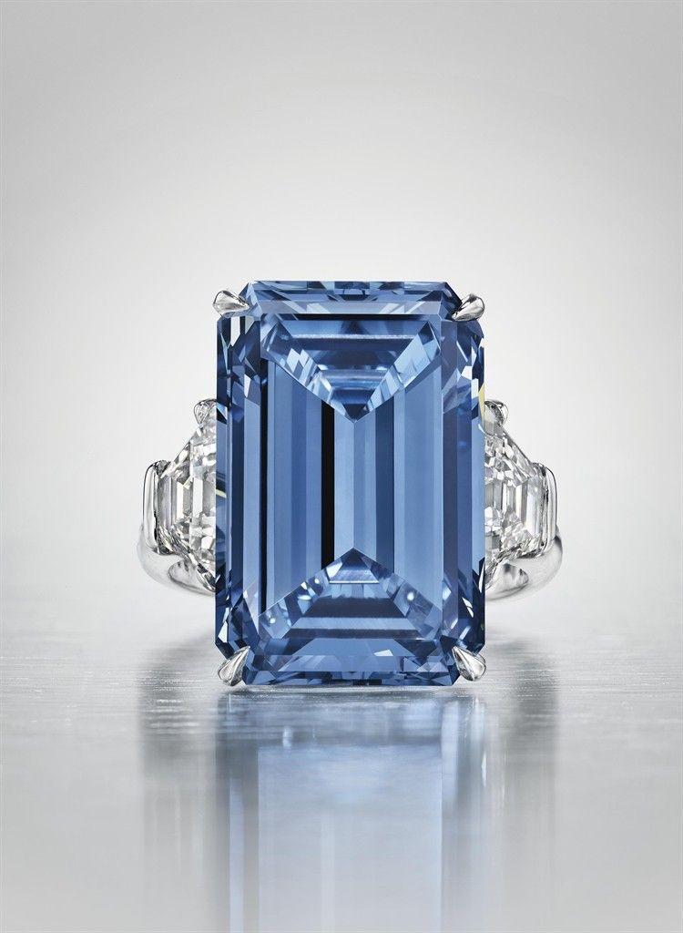 c939328723c Joias de luxo. Diamante lapidado mais caro do mundo é leiloado por R  205  milhões