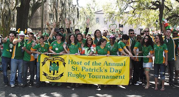 St Patrick S Day Savannah Rugby Tournament Rugby Club Savannah Chat Tournaments