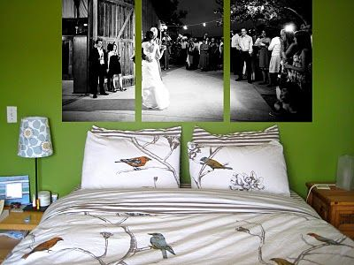 Pin By Brooke Hughes On For The Home Wedding Picture Walls Home Bedroom Headboard