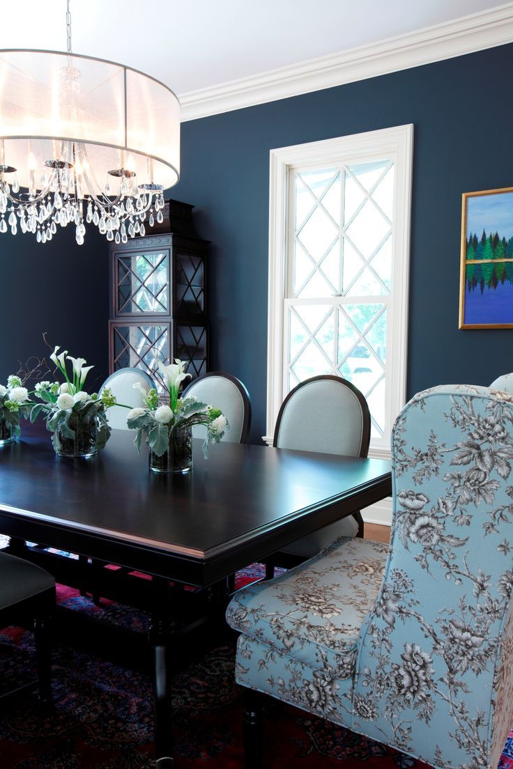 benjamin moore dining room colors | Lead Gray by Benjamin Moore | Colors in 2019 | Dining room ...
